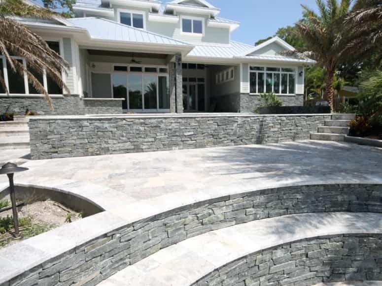 Stone Veneer Rhode Island Ri Watson Mulch Amp Loam Inc